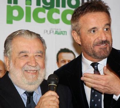 In foto Pupi Avati (80 anni) Dall'articolo: Il figlio più piccolo: anteprima a Bologna.