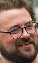 In foto Kevin Smith (49 anni) Dall'articolo: Cop Out: una valanga di immagini e tre spot televisivi.