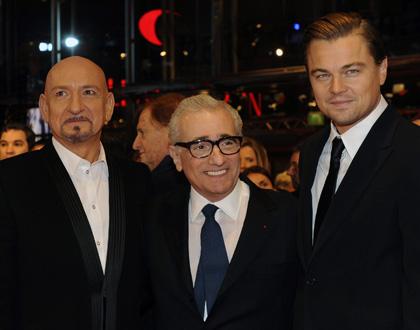 In foto Martin Scorsese (76 anni) Dall'articolo: Shutter Island: il red carpet.