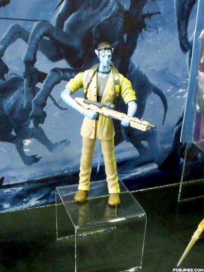 L'Avatar di Jake Sully -  Dall'articolo: Toy Fair 2010: le action figure di Iron Man 2, Jonah Hex e Scontro tra Titani.