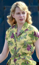 5x1: Michelle Williams, una bionda casalinga e mamma - È un sogno in Shutter Island