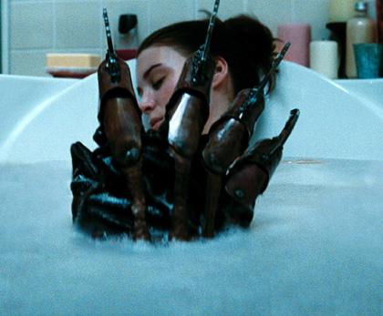 In foto Rooney Mara (33 anni) Dall'articolo: Nightmare: nuovo poster, immagini e un dietro le quinte.