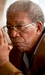Invictus: la fotogallery - Nelson Mandela (Freeman)