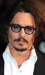 In foto Johnny Depp (58 anni) Dall'articolo: Alice in Wonderland: premiere mondiale a Londra.
