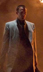 In foto Paul Bettany (50 anni) Dall'articolo: L'attore protagonista di Legion parla del suo arcangelo Michele.