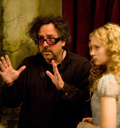 In foto Tim Burton (61 anni) Dall'articolo: 5x1: Tim Burton, il diabolico artista.