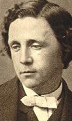 In foto Lewis Carroll (189 anni) Dall'articolo: Alice nel Paese delle Meraviglie, il libro.