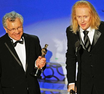 Ray Beckett e Paul N.J. Ottosson, Miglior sonoro -  Dall'articolo: Oscar 2010: il trionfo di The Hurt Locker.