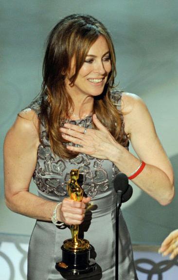 In foto Kathryn Bigelow (70 anni) Dall'articolo: Oscar 2010: il trionfo di The Hurt Locker.