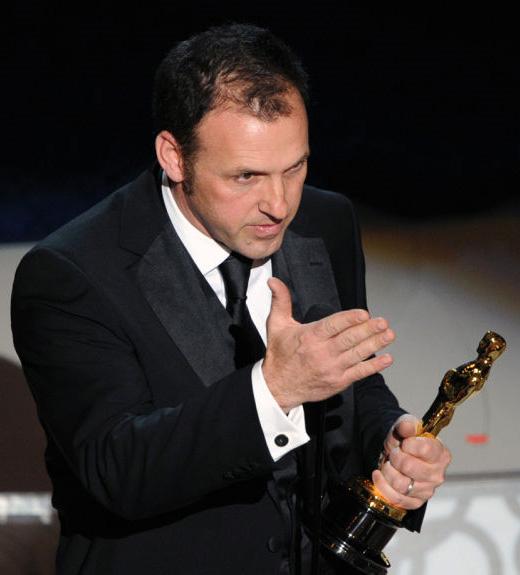 In foto Mauro Fiore Dall'articolo: Oscar 2010: il trionfo di The Hurt Locker.