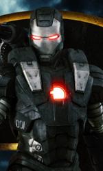 Iron Man 2: la Mark VI e War Machine nei nuovi poster