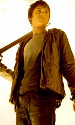 In foto Logan Lerman (26 anni) Dall'articolo: Film nelle sale: Una legion di mine vaganti.