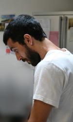 In foto Edoardo Gabbriellini (46 anni) Dall'articolo: Io sono l'amore: come si cucina un buon film.