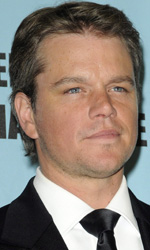 Matt Damon star dell'American Cinematheque Award