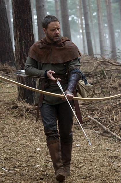 In foto Russell Crowe (55 anni) Dall'articolo: Torna Robin Hood: più che naturale.