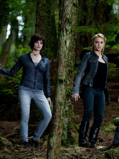 In foto Ashley Greene (31 anni) Dall'articolo: The Twilight Saga: Eclipse, online il trailer italiano.