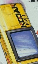 Il concept art originale dell'almanacco sportivo -  Dall'articolo: Ritorno al futuro parte II: concept art della Delorean e dell'Hoverboard.