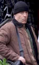 Red: prime foto sul set di Bruce Willis e Mary-Louise Parker