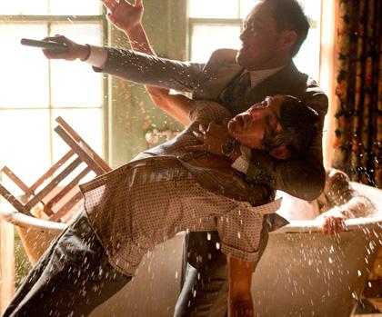 In foto Lukas Haas (43 anni) Dall'articolo: Inception: per DiCaprio il film è complesso e ambiguo.