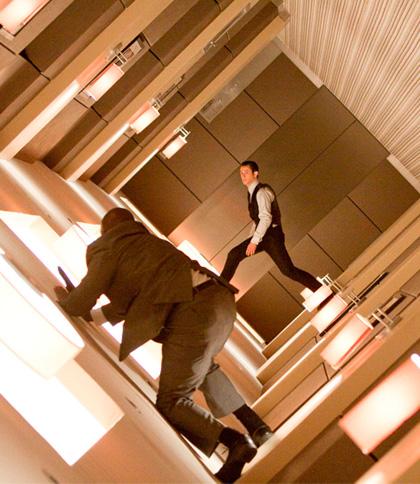 In foto Joseph Gordon-Levitt (38 anni) Dall'articolo: Inception: per DiCaprio il film è complesso e ambiguo.