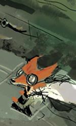 Kylie e Ash -  Dall'articolo: Fantastic Mr. Fox: i concept art di Chris Appelhans.