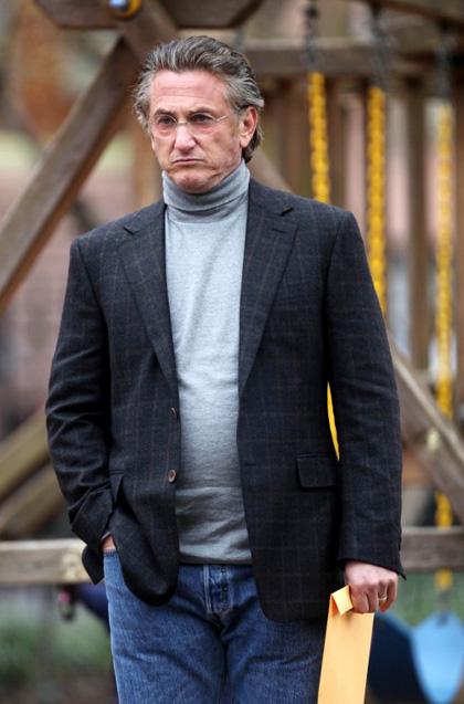 In foto Sean Penn (59 anni) Dall'articolo: Cannes 2010: annunciata la lineup del festival.