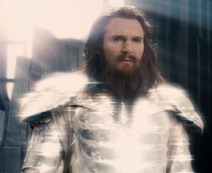 In foto Liam Neeson (68 anni) Dall'articolo: Scontro tra Titani: Leterrier ha scritto una trilogia.