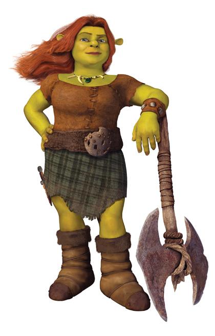 In foto Cameron Diaz (46 anni) Dall'articolo: Shrek e vissero felici e contenti: la clip 'Gatto cosa ti è successo?'.
