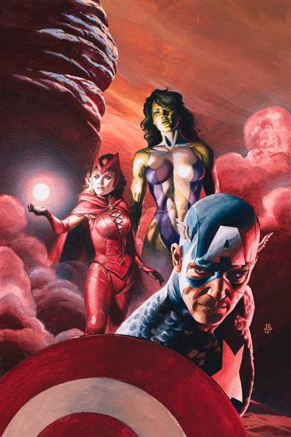 L'universo Marvel si espande con i personaggi minori -  Dall'articolo: Marvel: nel futuro film a basso budget su personaggi meno conosciuti.
