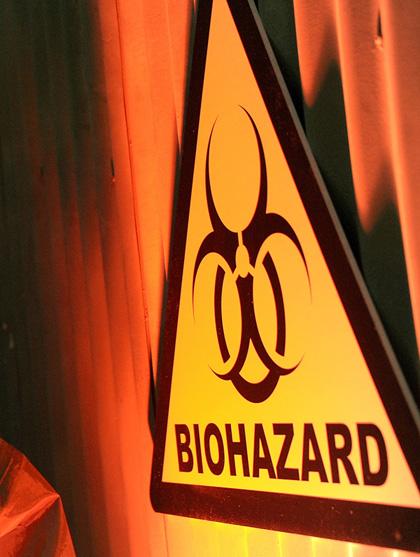 Biohazard -  Dall'articolo: La città verrà distrutta all'alba: assetto antivirus anche a Roma.