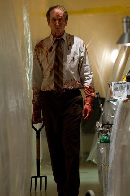 In foto Larry Cedar (66 anni) Dall'articolo: La città verrà distrutta all'alba: assetto antivirus anche a Roma.