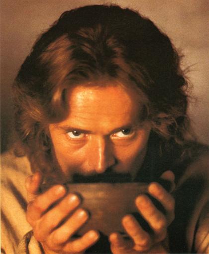 In foto Willem Dafoe (66 anni) Dall'articolo: Maria in chiave (solo) umana.
