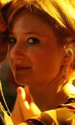In foto Alba Rohrwacher (40 anni) Dall'articolo: Cosa voglio di più, una domanda e un'affermazione.