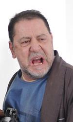 In foto Luigi Maria Burruano (71 anni) Dall'articolo: Le ultime 56 ore: Verità all'uranio.