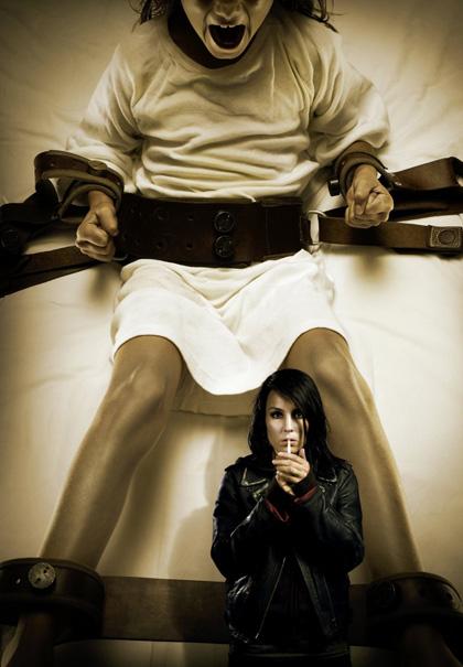 In foto Noomi Rapace (40 anni) Dall'articolo: Prossimamente al cinema: Da Prince of Persia a Sex and the City 2.