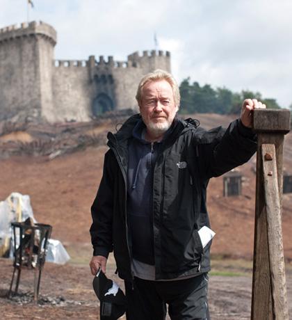 In foto Ridley Scott (82 anni) Dall'articolo: Robin Hood: oltre 40 foto ufficiali e 2 clip in italiano.