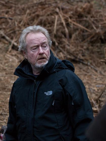 In foto Ridley Scott (83 anni) Dall'articolo: Robin Hood: oltre 40 foto ufficiali e 2 clip in italiano.