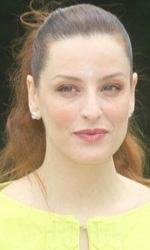 In foto Simona Borioni (48 anni) Dall'articolo: La bella società: photocall.