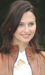 In foto Anna Safroncik (39 anni) Dall'articolo: La bella società: photocall.