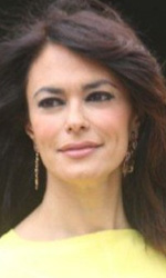 In foto Maria Grazia Cucinotta (51 anni) Dall'articolo: La bella società: photocall.