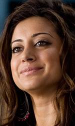 In foto Noureen DeWulf (35 anni) Dall'articolo: Piacere, sono un po' incinta: la fotogallery.