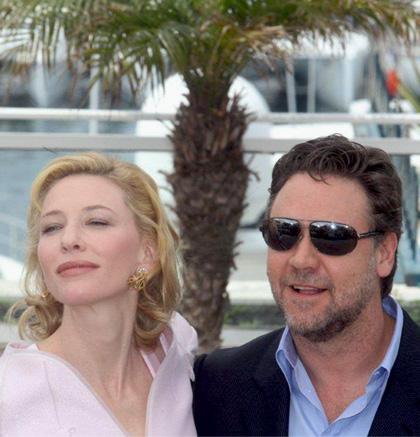 In foto Cate Blanchett (52 anni) Dall'articolo: Robin Hood: il photocall.