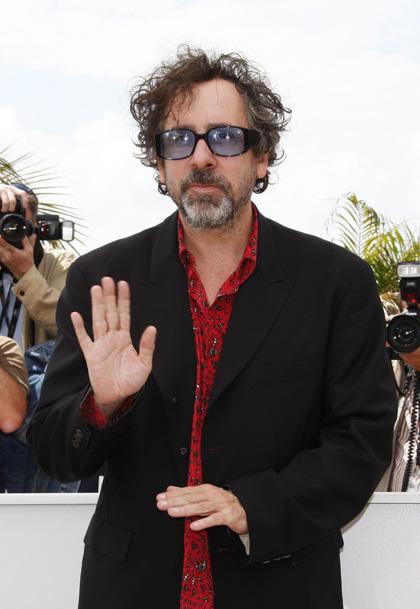 Cannes 2010: il photocall della Giuria di Burton - Tim Burton