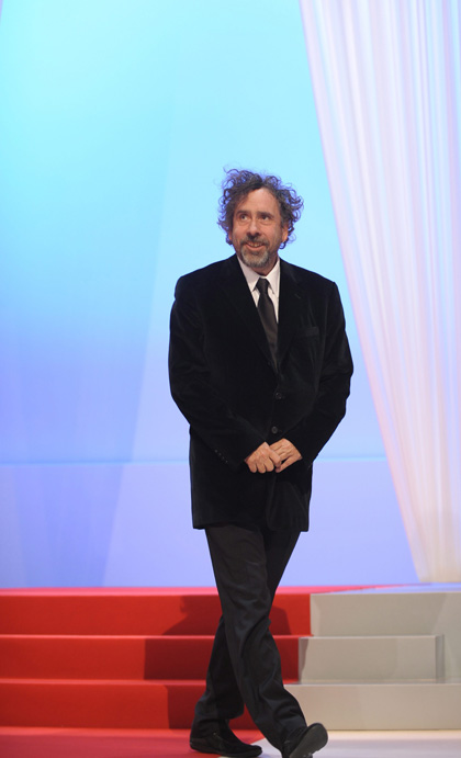 Robin Hood: il red carpet - Tim Burton