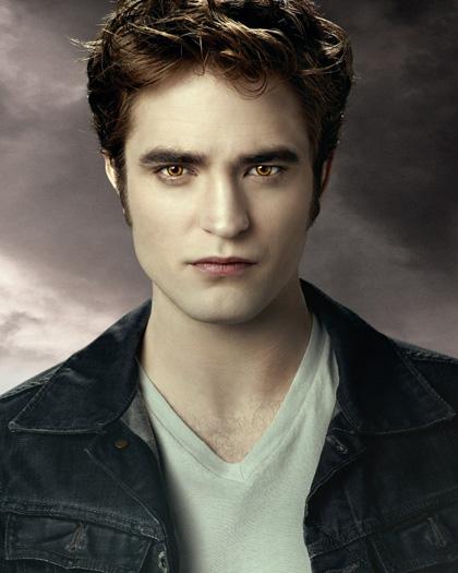 """In foto Robert Pattinson (33 anni) Dall'articolo: The Twilight Saga: Eclipse, la clip """"Ho baciato Bella""""."""