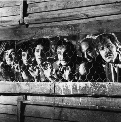 In foto Nino Manfredi Dall'articolo: Omaggio alla cineteca svizzera di Losanna.