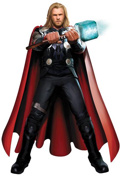 In foto Chris Hemsworth (35 anni) Dall'articolo: Thor: primi concept art di Chris Hemsworth in costume.
