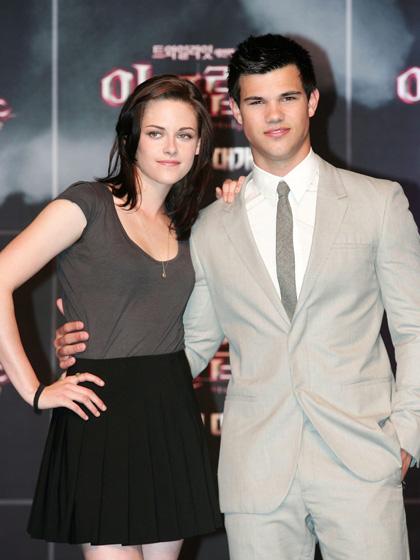 In foto Taylor Lautner (27 anni) Dall'articolo: The Twilight Saga: Eclipse: premiere a Seoul.