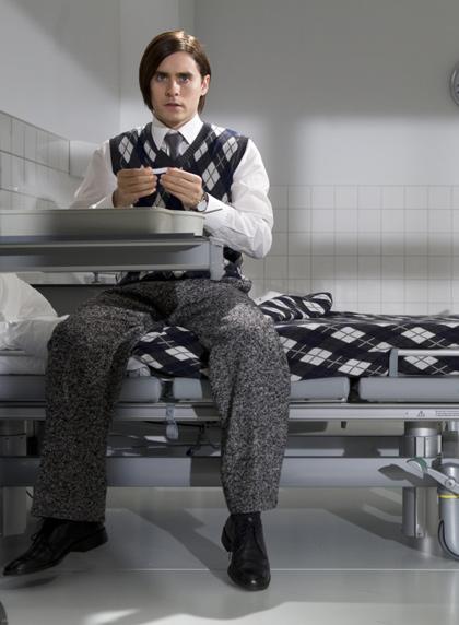 In foto Jared Leto (50 anni) Dall'articolo: Biografilm Festival 2010: un week-end tra libri e film.