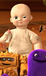 Toy Story 3 – La grande fuga: come bilanciare azione e commedia - La gang di Lots'o